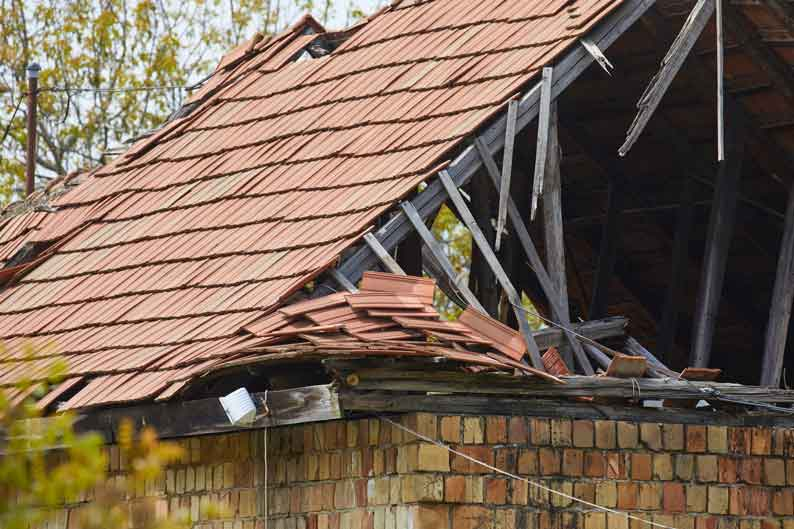 5 Signs You May Have Roof Damage