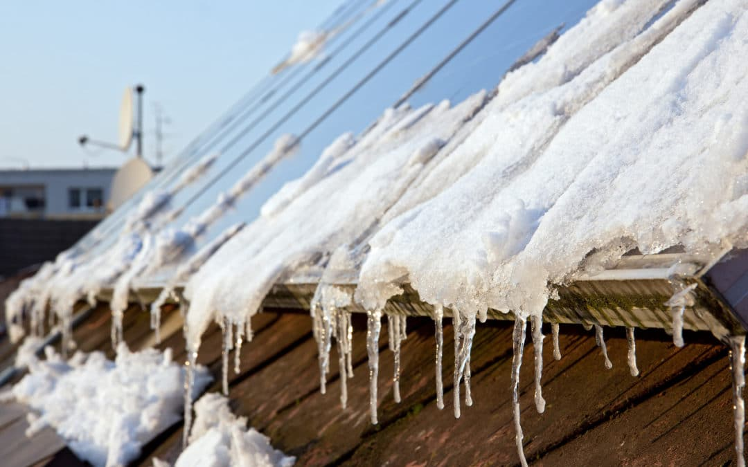 Winter Roof Care: How Will the Snow Affect Your Home?
